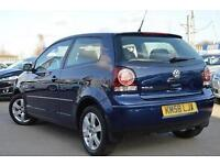 2008 Volkswagen Polo 1.2 Match 70 3 door Petrol Hatchback