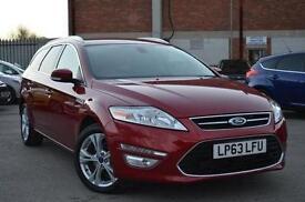 2013 Ford Mondeo 2.0 TDCi 163 Titanium X Business Ed 5 door Powershift Diesel Es