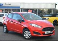 2016 Ford Fiesta 1.25 Studio 3 door Petrol Hatchback