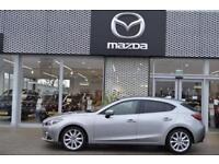 2015 Mazda 3 2.0 165 Sport Nav 5 door Petrol Hatchback