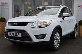 2012 Ford Kuga 2.0 TDCi 163 Titanium 5 door Diesel Estate