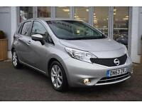 2013 Nissan Note 1.5 dCi Tekna 5 door Diesel Hatchback