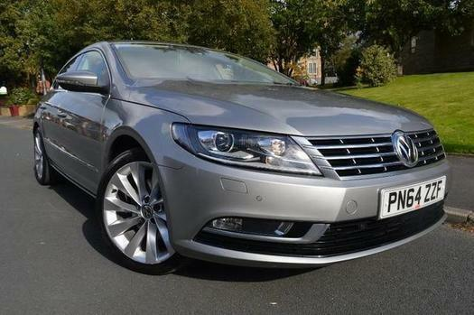 2014 Volkswagen CC 2.0 TDI 150 BlueMotion Tech GT 4 door Diesel Saloon