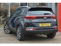 2017 Kia Sportage 1.7 CRDi ISG 3 5 door Diesel Estate