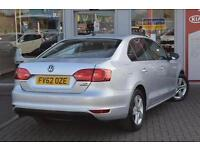 2013 Volkswagen Jetta 1.6 TDI CR Bluemotion Tech SE 4 door DSG Diesel Saloon