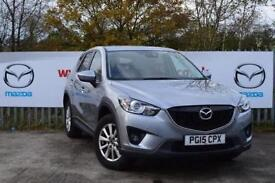 2015 Mazda CX-5 2.2d SE-L Nav 5 door AWD Diesel Estate