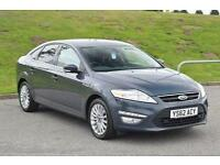2012 Ford Mondeo 2.0 TDCi 140 Zetec Business Edition 5 door Diesel Hatchback