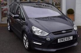 2012 Ford S-MAX 2.0 TDCi 163 Titanium X Sport 5 door Diesel Estate