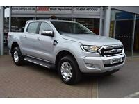 2016 Ford Ranger Pick Up Double Cab Limited 1 2.2 TDCi Auto Diesel Van