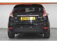 2014 Ford Fiesta 1.0 EcoBoost Titanium 5 door Powershift Petrol Hatchback