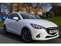 2016 Mazda 2 1.5d Sport Nav 5 door Diesel Hatchback