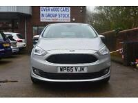 2015 Ford C-MAX 1.5 TDCi Zetec 5 door Diesel Estate