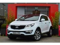 2014 Kia Sportage 2.0 CRDi KX-2 5 door Diesel Estate