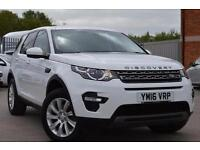 2016 Land Rover Discovery Sport 2.0 TD4 180 SE Tech 5 door Auto Diesel Estate