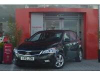 2012 Kia Ceed 1.6 CRDi 2 5 door Auto Diesel Hatchback
