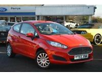 2015 Ford Fiesta 1.25 Style 3 door Petrol Hatchback