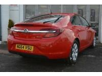 2015 Vauxhall Insignia 2.0 CDTi [140] ecoFLEX SRi 5 door [Start Stop] Diesel Hat