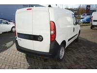 2017 Vauxhall Combo 2000 1.4i 16V H1 Van Petrol