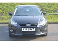 2012 Ford Focus 1.6 TDCi 115 Zetec 5 door Diesel Hatchback