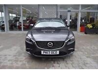 2017 Mazda 6 2.2d [175] Sport Nav 4 door Diesel Saloon