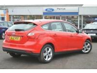 2012 Ford Focus 1.6 Zetec 5 door Petrol Hatchback