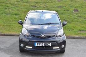 2012 Toyota AYGO 1.0 VVT-i Fire 5 door [AC] Petrol Hatchback