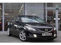 2009 Mazda 6 2.2d SL [185] 4 door Diesel Saloon