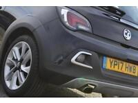 2017 Vauxhall Adam 1.4i Rocks Air 3 door Petrol Hatchback