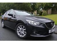 2015 Mazda 6 2.2d SE-L Nav 5 door Diesel Estate