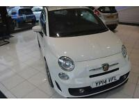 2014 Abarth 500 1.4 16V T-Jet 3 door Petrol Hatchback