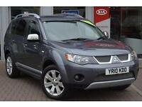 2010 Mitsubishi Outlander 2.2 DI-DC Diamond 5 door Diesel Estate