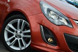 2012 Vauxhall Corsa 1.4 SRi 5 door [AC] Petrol Hatchback