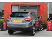 2014 Hyundai ix35 1.7 CRDi Premium 5 door [Leather] 2WD Diesel Estate