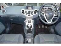 2011 Ford Fiesta 1.6 Titanium 5 door Petrol Hatchback