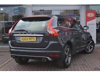 2014 Volvo XC60 D4 [181] R DESIGN 5 door Diesel Estate