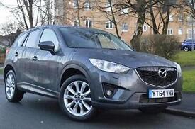 2014 Mazda CX-5 2.2d [175] Sport Nav 5 door AWD Diesel Estate