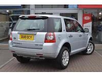 2010 Land Rover Freelander 2 2.2 Td4 HSE 5 door Auto Diesel Estate