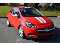 2016 Vauxhall Corsa 1.4 [75] Sting 3 door Petrol Hatchback