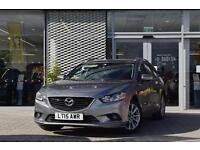 2015 Mazda 6 2.2d SE-L Nav 5 door Auto Diesel Estate