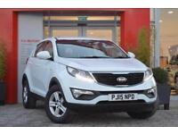 2015 Kia Sportage 1.6 GDi 1 5 door Petrol Estate
