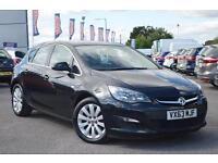 2013 Vauxhall Astra 1.7 CDTi 16V eFLEX 130 Tech Line 5 door [99g/km] [SS] Diesel