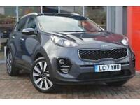 2017 Kia Sportage 2.0 CRDi KX-3 5 door Diesel Estate