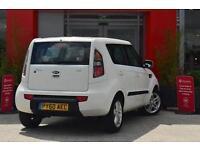 2010 Kia Soul 1.6 CRDi 2 5 door Diesel Hatchback