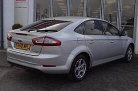 2010 Ford Mondeo 2.0 TDCi 115 Zetec 5 door Diesel Hatchback