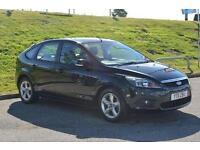 2011 Ford Focus 1.6 Zetec 5 door Petrol Hatchback