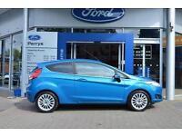 2013 Ford Fiesta 1.0 EcoBoost Titanium 3 door Petrol Hatchback