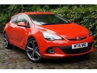2016 Vauxhall Astra GTC 1.6 CDTi 16V ecoFLEX 136 Limited Ed 3 door [Nav/Lthr] Di