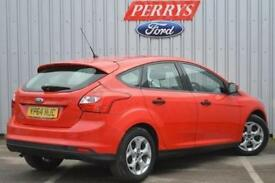 2014 Ford Focus 1.6 Studio 5 door Petrol Hatchback