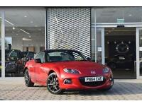 2014 Mazda MX-5 2.0i 25th Anniversary 2 door Petrol Convertible