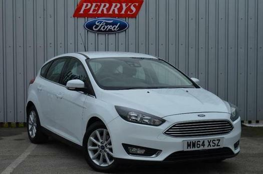 2014 ford focus 1 5 tdci 120 titanium 5 door diesel hatchback in chesterfield derbyshire. Black Bedroom Furniture Sets. Home Design Ideas